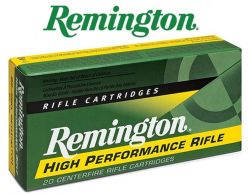 High-Performance-22-250 Rem-Ammo