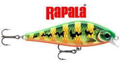 "Rapala Super Shadow Rap 6 1/3"" Peacock Lure"