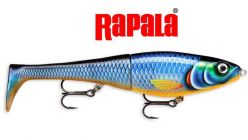 "Rapala X-Rap Petro 8"" Blue Ghost Lure"