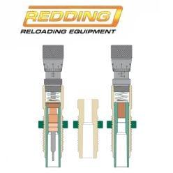 ensemble de matrices Competition Bushing Neck de Redding