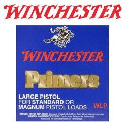 Winchester Large Regular Pistol Primers