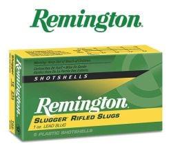 Cartouches-Remington-Slugger-calibre-12