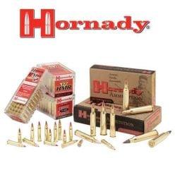 Hornady-17 HMR-Ammunition