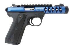 Ruger-Used-22/45-Lite-Blue-Pistol