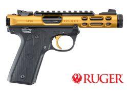 Pistol-MarkIV-Gold-22 LR