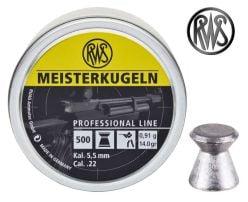 RWS-Meisterkugeln-.22-Pellets