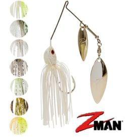 Z-Men SlingBladeZ™ Double Willow Spinnerbait 3/8 oz