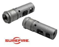 SureFire-AR10-5/8-24- Muzzle-Brake