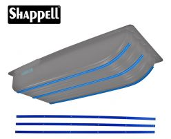 Shappell SWB3 Wear Bars Kit