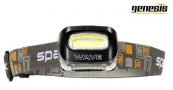 GenisisLed-Spark-Wave-160-Lumens-HeadLamp