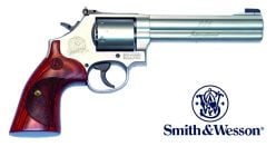 Smith-Wesson-686-357 Mag-Pistol