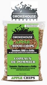 Smokehouse products - APPLE -  Wood Chunks
