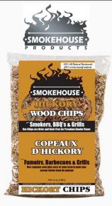 Smokehouse products - HICKORY - Wood Chunks