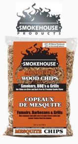 Smokehouse products - MESQUIT - Wood Chunks