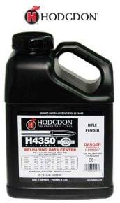 Poudre-sans-fumée-H4350-8-lb