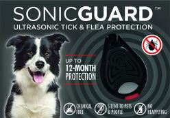 SonicGuard Pet Tick and Flea Repeller