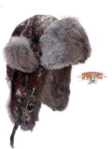 SportChief Aviator Fur Hat