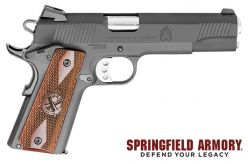 Pistolet-Springfield-1911-Loaded-Parkerized