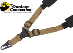 Outdoor-Connection-A-TAC-Coyote-brown-Sling-Kit