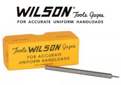 L. E. Wilson Stainless Decapping Punch