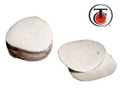 Thompson-Center-Rond-Unlubed-.54cal-.56cal-100-Gun-Cleaning-Patch