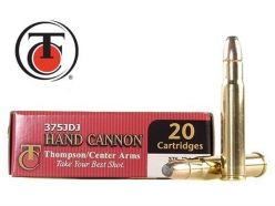 Thompson Center-375 JDJ-Ammo