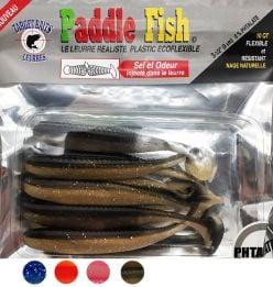 Target Baits Paddle Fish 3.5''