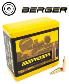 Burger Bullet 22 Caliber 85.5 Grain Long Range Hybrid Target