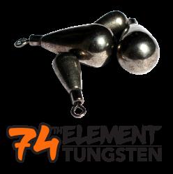 47th Element Tungsten Teardrop Eyed