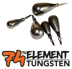 47th Element Tungsten Teardrop-Sinkers