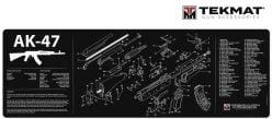 Tekmat-ak47-Ultra-Premium-Gun-Cleaning-Mat