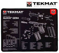 Tekmat-Glock-Gen-4-Ultra-Premium-Gun-Cleaning-Mat