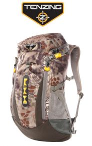 Tenzing TX 15 Kryptek Back Pack