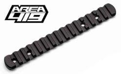 Tikka T3 Standard Action 20 MOA Improved Scope Rail