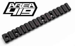 Area 419 Tikka T1X 15 MOA Improved Scope Rail