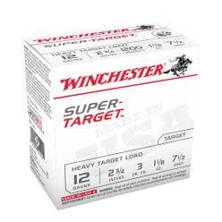 Winchester-SuperTarget-12ga.-Ammunitions