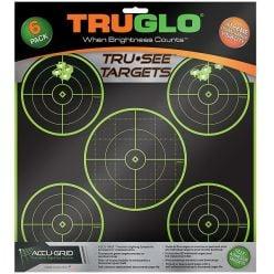 TRU-SEE-SPLATTER-TARGET-5-BULLSEYE