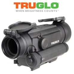 Truglo Tru Tec 30mm Red Dot Sight with Integrated Laser