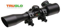 Truglo 4X32 Illuminated Reticle Crossbow Scope