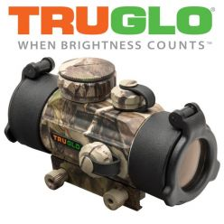 Truglo-TRADITIONAL-RED•DOT-30mm-Camo