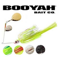 Booyah Tux and Tails 3/8 oz SpinnerBait