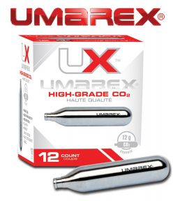 Umarex-12gr-12-pack-CO2-Capsules