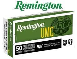 Remington-UMC-Handgun-357 Sig-Ammo