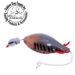 Dokken'sDeadfowl-Chukar Partridge P-100-TrainerDuck