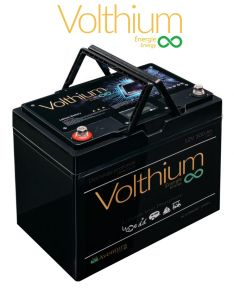 Volthium Aventura Battery 12V 100AH ​​/ Cold Charge Protection