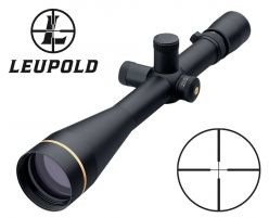 Leupold VX-3 6.5-20x50mm (30mm) Side Focus Target Riflescope