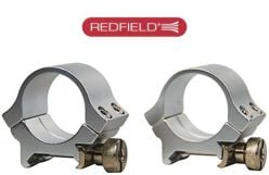 Redfield 1'' Extra High Silver Rings