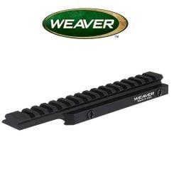 Weaver Flat Top Riser Rail AR-15/M16