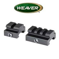 Weaver - Picatinny Riser Set