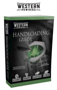 Western Powders Handloading Guide Edition 1